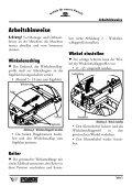 Queranschlag mit Schiebeschlitten - Posch - Seite 7
