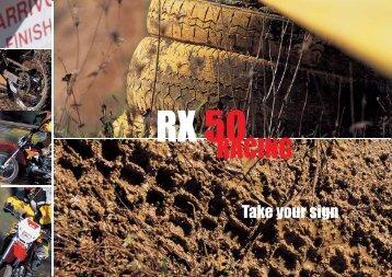 RX 50 RACING - Aprilia