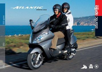 Atlantic500dep - Aprilia