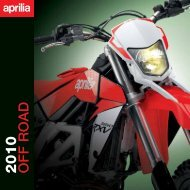 brochure - 2010 OFF ROAD - Aprilia