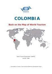 COLOMBIA - World Tourism Organization UNWTO