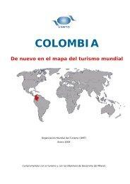 Colombia, de nuevo en el mapa del turismo mundial