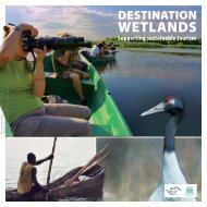 Destination wetlands - World Tourism Organization UNWTO