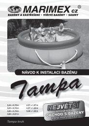 Návod_-_Tampa_Oceán (PDF, 765,74kB) - Marimex.cz