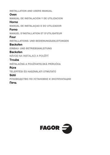 Oven Horno Forno Four Backofen Backofen Trouba ... - Nakupka.cz