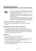 sicherheitshinweise - Progres - Page 2