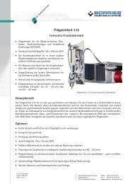 Anbaueinheit 315 - Borries Markier-Systeme GmbH
