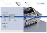 Produktinformation - Borries Markier-Systeme GmbH
