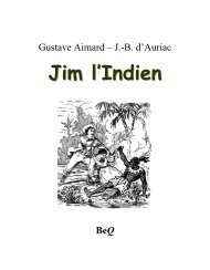 Jim l'Indien - La Bibliothèque électronique du Québec