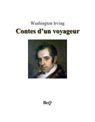 Contes d'un voyageur II - La Bibliothèque électronique du Québec
