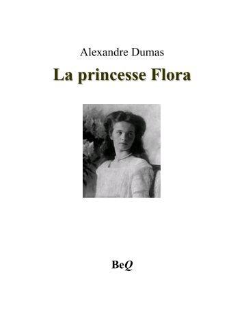 La princesse Flora - La Bibliothèque électronique du Québec