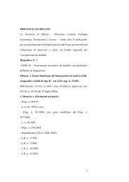 BURL N.7 formato bollo - Provincia di Milano