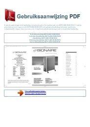 BOH2503D - GEBRUIKSAANWIJZING PDF