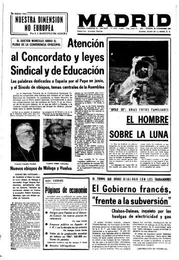 Madrid 19691128 - Home. Fundación Diario Madrid