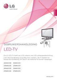 LED-TV - Vanden Borre