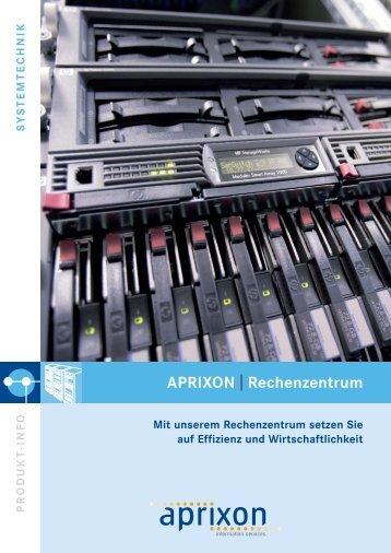 Aprixon|rechenzentrum - APRIXON Information Services Gmbh