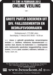 Lutten A4.indd - Veiling - Van Beusekom
