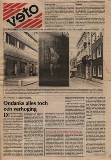 LO - archief van Veto