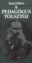 A pedagógus Tolsztoj - MEK