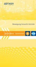 Präsentation (PDF) - APRIXON Information Services Gmbh