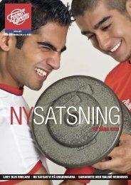 Medlemstidning nr 2-3 • 2008! - Friskis&Svettis Malmö