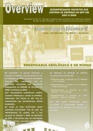 ENGENHARIA GEOLÓGICA E DE MINAS