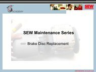 Brake Disc Replacement