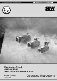 Motors - Synchronious Servo - ATEX - 11661410.pdf