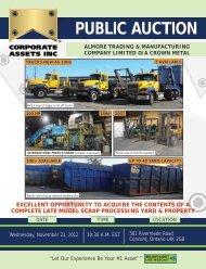 Brochure - Corporate Assets Inc.