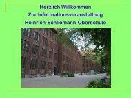 Vorbereitung und Information zur Qualifikationsphase - Heinrich ...