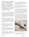 Lincoln Trail News - Lincoln Trail - Porsche Club of America - Page 5