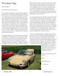 September 2008 - Lincoln Trail - Porsche Club of America - Page 4