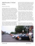 September 2008 - Lincoln Trail - Porsche Club of America - Page 5