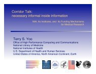 Terry S. Yoo - Computing Research Association