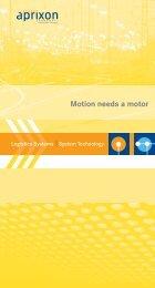 Presentation (PDF) - APRIXON Information Services Gmbh