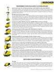 Karcher French - Welcome to Karcher Canada - Page 3