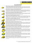 Karcher French - Welcome to Karcher Canada - Page 4