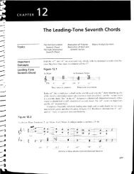 < The Leading-Tone Seventh Chords -+
