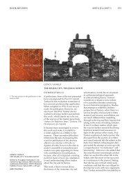 book revıews metu jfa 2007/1 153 - Journal of the Faculty of ...