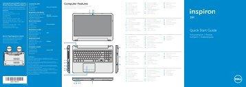 Hurtigstart- Windows 8 - Dell