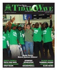 Volume 66 Issue 3 - Fort Myers High School