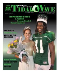 Volume 67 Issue 1 - Fort Myers High School