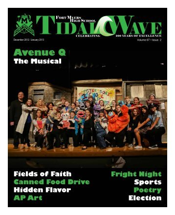 Volume 67 Issue 2 - Fort Myers High School
