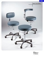Stools and Chairs - Midmark