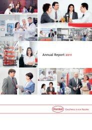 Henkel Annual Report 2011 - Henkel AG & Co. KGaA Annual Report ...