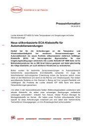 PR 221 -- ICP4000 Series Press ... - Henkel