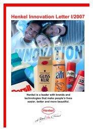 Laundry & Home Care - Henkel
