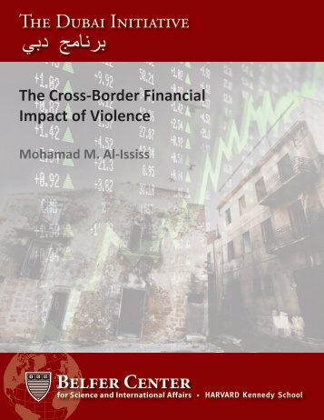 The Cross-Border Financial Impact of Violence - Belfer Center for ...