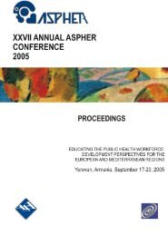 xxviiaspher_conference_proceedin... - CHSR