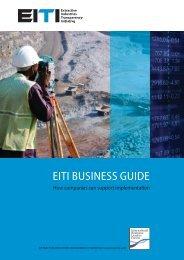 EITI Business Guide